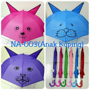 PAYUNG ANAK READY STOCK