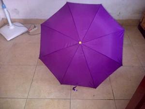 payung lipat 2 ungu