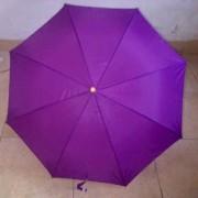 payung lipat 3 ungu